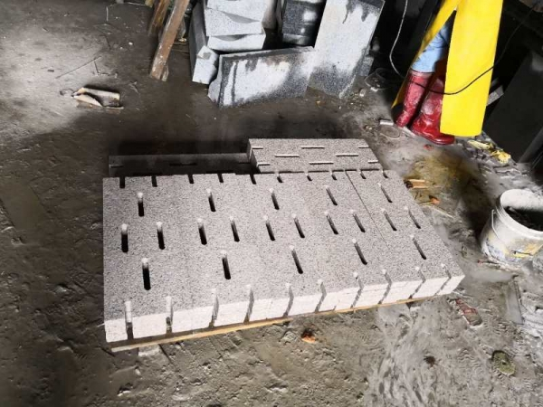 天津海口钻孔砖